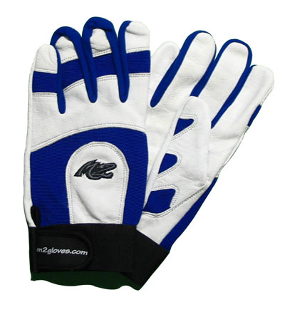 M2 Gloves - Blue