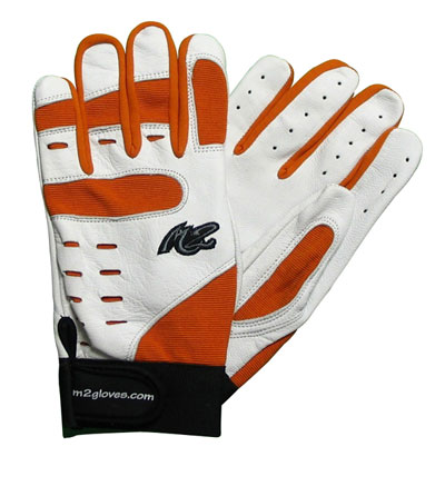 M2 Gloves - Orange