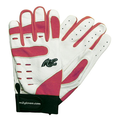 M2 Gloves - Red